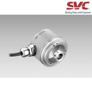 Cảm biến tốc độ vòng quay - Encoder - EAM580-K - CANopen®
