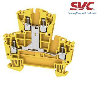 Cầu đấu dây domino thường Feed-through - WDK 25V GE
