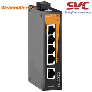 Bộ chia mạng Unmanaged Switch - IE-SW-BL05-5TX