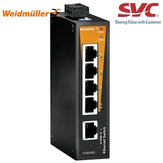 Bộ chia mạng Unmanaged Switch - IE-SW-BL05T-5TX