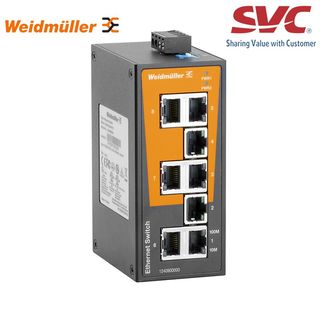 Bộ chia mạng Unmanaged Switch - IE-SW-BL08-8TX