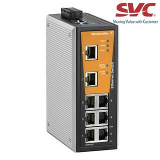 Bộ chia mạng Managed Switch - IE-SW-VL08MT-8TX