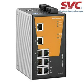 Bộ chia mạng Managed Switch - IE-SW-PL08M-8TX