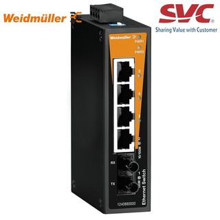 Bộ chia mạng Unmanaged Switch - IE-SW-BL05T-4TX-1ST