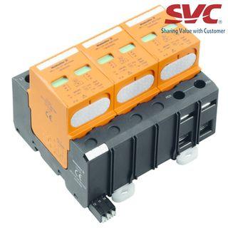 Chống sét lan truyền nguồn AC - VPU I 3 R LCF 280V/25KA