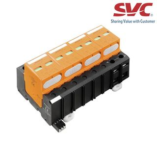 Chống sét lan truyền nguồn AC - VPU I 4 R LCF 280V/25KA