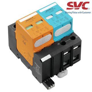 Chống sét lan truyền nguồn AC - VPU I 1+1 R LCF 280V/25KA