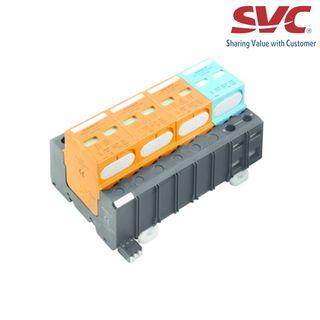 Chống sét lan truyền nguồn AC - VPU I 3+1 R LCF 280V/25KA