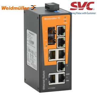 Bộ chia mạng Unmanaged Switch - IE-SW-BL08T-7TX-1ST