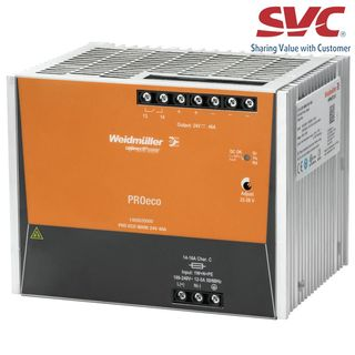 Bộ nguồn đầu vào 1 pha - PRO ECO 960W 24V 40A