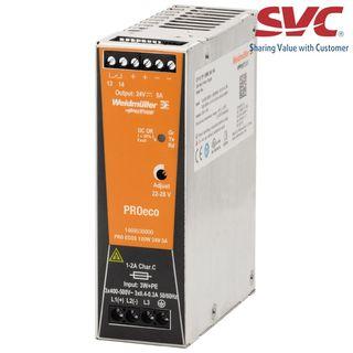 Bộ nguồn đầu vào 3 pha - PRO ECO3 120W 24V 5A
