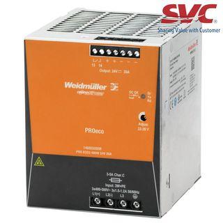 Bộ nguồn đầu vào 3 pha - PRO ECO3 480W 24V 20A