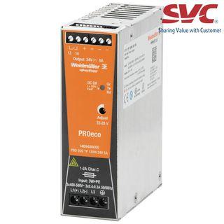Bộ nguồn đầu vào 1 pha - PRO ECO 120W 12V 10A