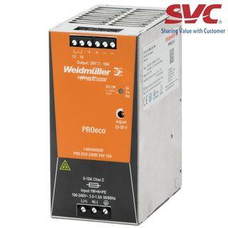 Bộ nguồn đầu vào 1 pha - PRO ECO 240W 48V 5A