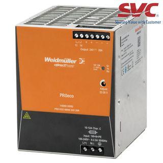 Bộ nguồn đầu vào 1 pha - PRO ECO 480W 48V 10A