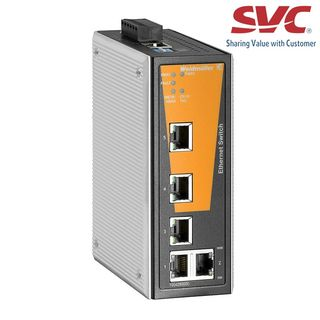 Bộ chia mạng Managed Switch - IE-SW-VL05M-5TX
