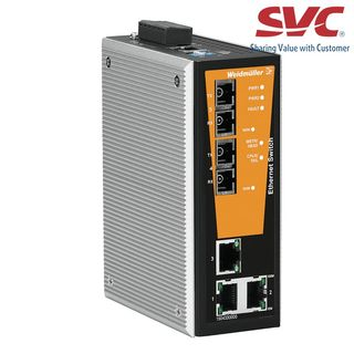 Bộ chia mạng Managed Switch - IE-SW-VL05MT-3TX-2SC