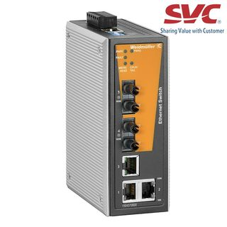 Bộ chia mạng Managed Switch - IE-SW-VL05MT-3TX-2ST
