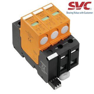 Chống sét lan truyền nguồn AC - VPU II 3WDA L-G 240V R