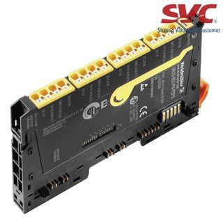 Modun vào ra U-remote - Safety modules - UR20-8DI-PN-FSPS-V2