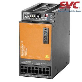 Bộ nguồn đầu vào 1 pha - PRO TOP1 480W 24V 20A