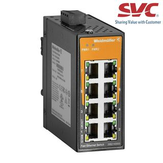 Bộ chia mạng Unmanaged Switch - IE-SW-EL08-8TX