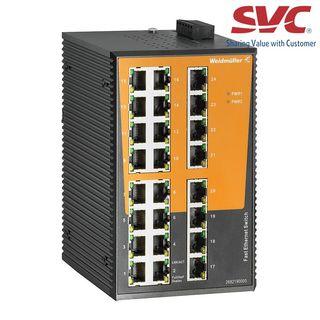Bộ chia mạng Unmanaged Switch - IE-SW-EL24-24TX