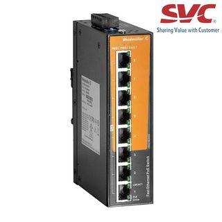 Bộ chia mạng Unmanaged Switch - IE-SW-EL08-8POE