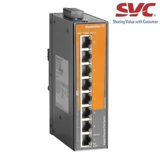 Bộ chia mạng Unmanaged Switch - IE-SW-EL08-8GTPOE