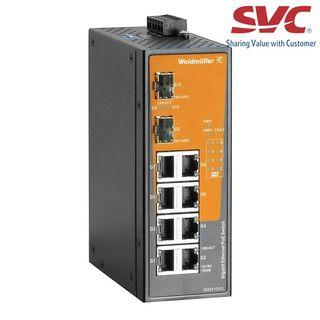 Bộ chia mạng Unmanaged Switch - IE-SW-EL10-8GTPOE-2GESFP