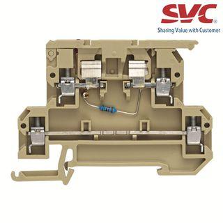 Cầu đấu dòng SAK - KDKS1/35 LD 24VDC