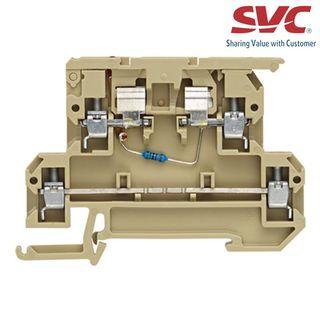 Cầu đấu dòng SAK - KDKS1/35 LD 24VDC 4ZB