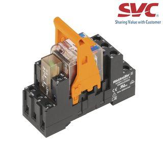 Relay (Rơ le) 3 CO trọn bộ - RCMKIT-I 24VDC 3CO LD