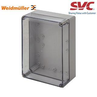 Hộp đấu nối Polycarbonate - MPC 17/25/10 TRSP